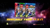 Lego Marvel Super Heroes 2 - Announcement Trailer