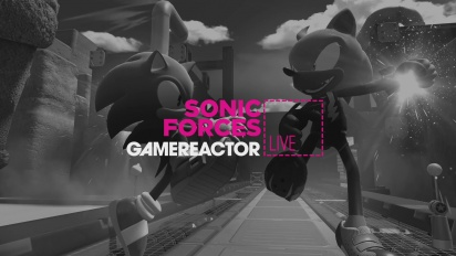 Sonic Forces - Livestream-reprise