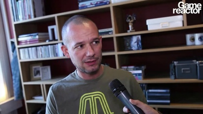 Ubisoft Massive-intervju
