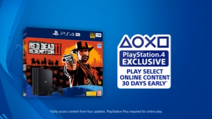 Red Dead Redemption 2 - PS4 Early Access Content