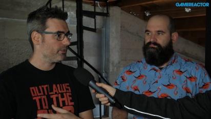 Night Call - Anthony Jauneaud & Laurent Victorino Interview