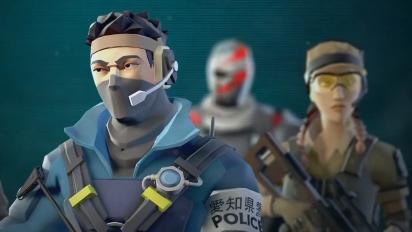 Elite Squad - Announcement Trailer