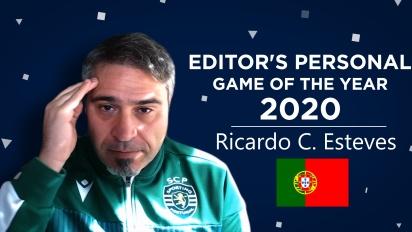 Gamereactor Editor Personal GOTY 2020 - Ricardo C. Esteves (Portugal)