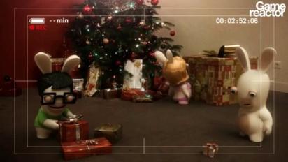 Rabbids Go Home - Christmas Trailer