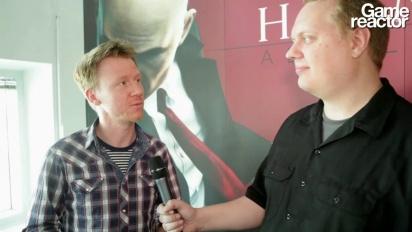 Hitman: Absolution-intervju