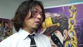 JoJo's Bizarre Adventure: Eyes of Heaven - Niino Noriaki-intervju