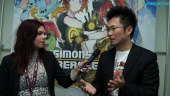 Digimon Story: Cyber Sleuth - Kazamasa Habu-intervju