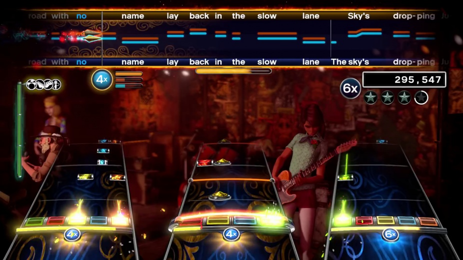 how to download rock band 4 dlc