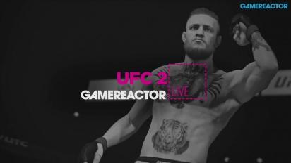 GRTV Live: UFC 2