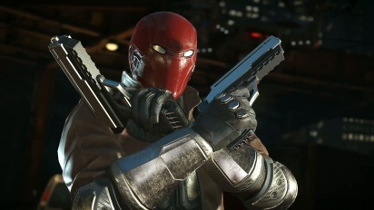 Injustice 2 - Introducing Red Hood
