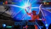 Marvel vs. Capcom: Infinite - Captain America & Firebrand vs. Hulk & Morrigan