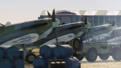 War Thunder: Legends - Spitfire