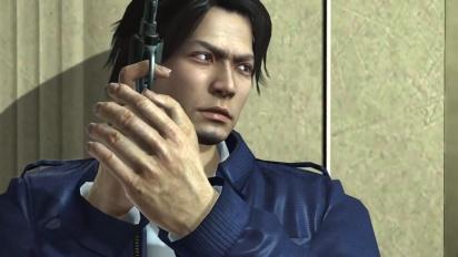Yakuza 4 for PS4 - Japanese Trailer