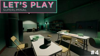 Let's Play Superliminal - Episode 4