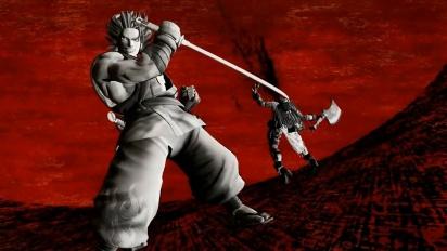 Samurai Shodown - Kazuki Kazama Trailer