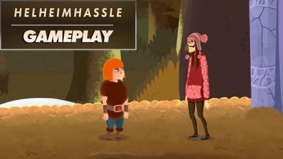 Helheim Hassle - Gameplay