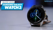 Samsung Galaxy watch 3 - Quick Look