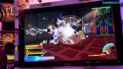 E3 2014: Kingdom Hearts HD 2.5 Remix - Gameplay