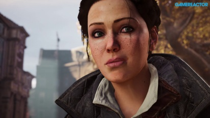 Gameplay: Assassin's Creed: Syndicate (PS4) Abberline We Presume (med Evie)