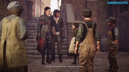 Gameplay: Assassin's Creed: Syndicate (PS4) To Catch An Urchin (med Evie)
