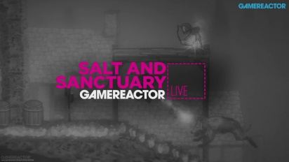 To timer med Salt and Sanctuary