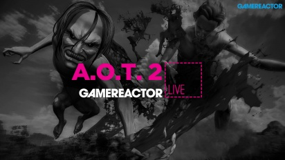 A.O.T. 2 - Livestream Replay