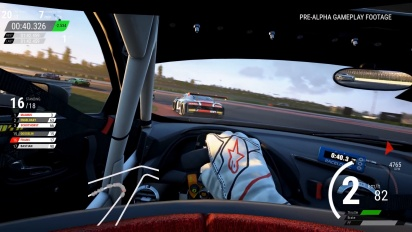 Assetto Corsa Competizione - Misano Circuit Audi R8 LMS Day/Night Gameplay