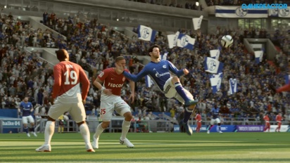 FIFA 19 - Schalke 04 vs Monaco Survival Mode HD Gameplay