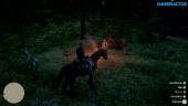 Red Dead Redemption 2 - Spennende øyeblikk