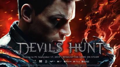 Devil's Hunt - Destroyer Trailer [Switch Announcement]