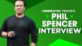 Phil Spencer - Intervju