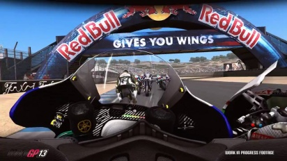 MotoGP 13 - Gameplay Trailer