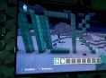 E3 2014: Minecraft Xbox One Edition - Gameplay