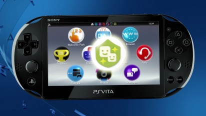 PS Vita - Play Safe on PS Vita Trailer
