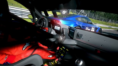 Gran Turismo Sport - E3 2016 Gameplay Trailer