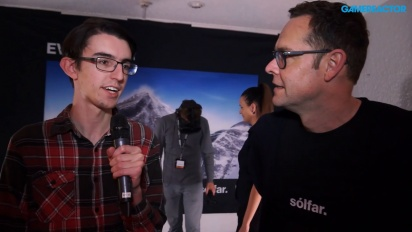 Everest VR - Thor Gunnarsson-intervju