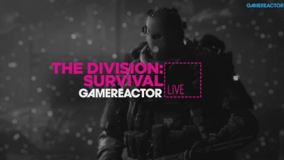 To timer med The Division: Survival