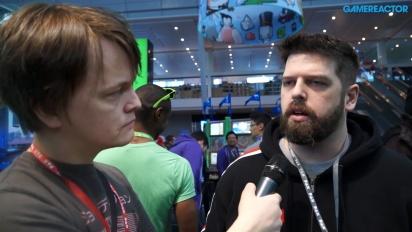 Vi snakker Mass Effect: Andromeda med Billy Buskell