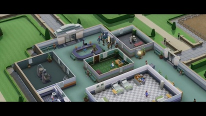 Two Point Hospital - Developer Vision Trailer