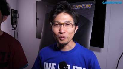 Resident Evil 2 - Vi snakker med Yoshiaki Hirabayashi og Tsuyoshi Kanda