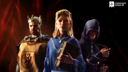 Crusader Kings III - Release Trailer