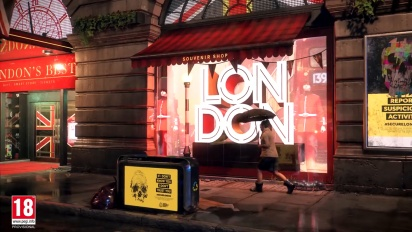Watch Dogs: Legion - Welcome to London Trailer