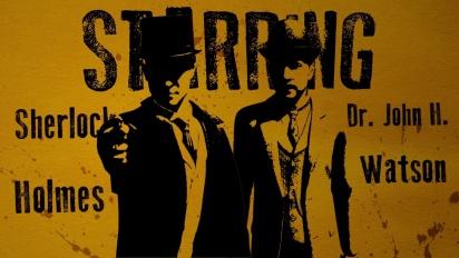 The Testament of Sherlock Holmes - Critics Trailer