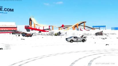 Next Car Game - Sneak Peak Technology Demo