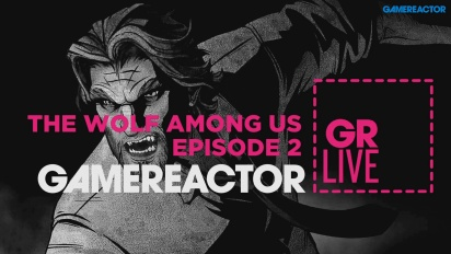 GRTV Live: The Wolf Among Us: Episode 2