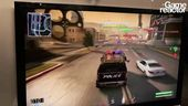 CES 12: Twisted Metal - Gameplay