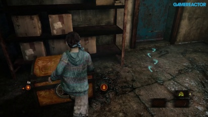 Gameplay: Resident Evil: Revelations 2 - First 20 minutes Episode 4 - Barry Burton