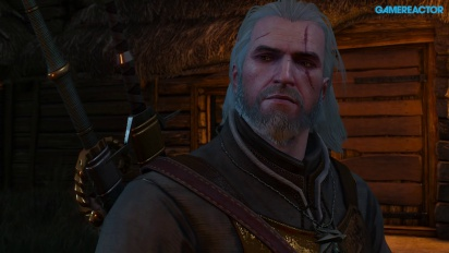 The Witcher 3: Wild Hunt - Hearts of Stone-intervju