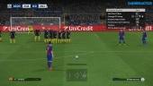 Vi gjenskaper Champions League i PES - Barcelona vs. Man City