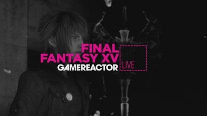 To timer med Final Fantasy XV